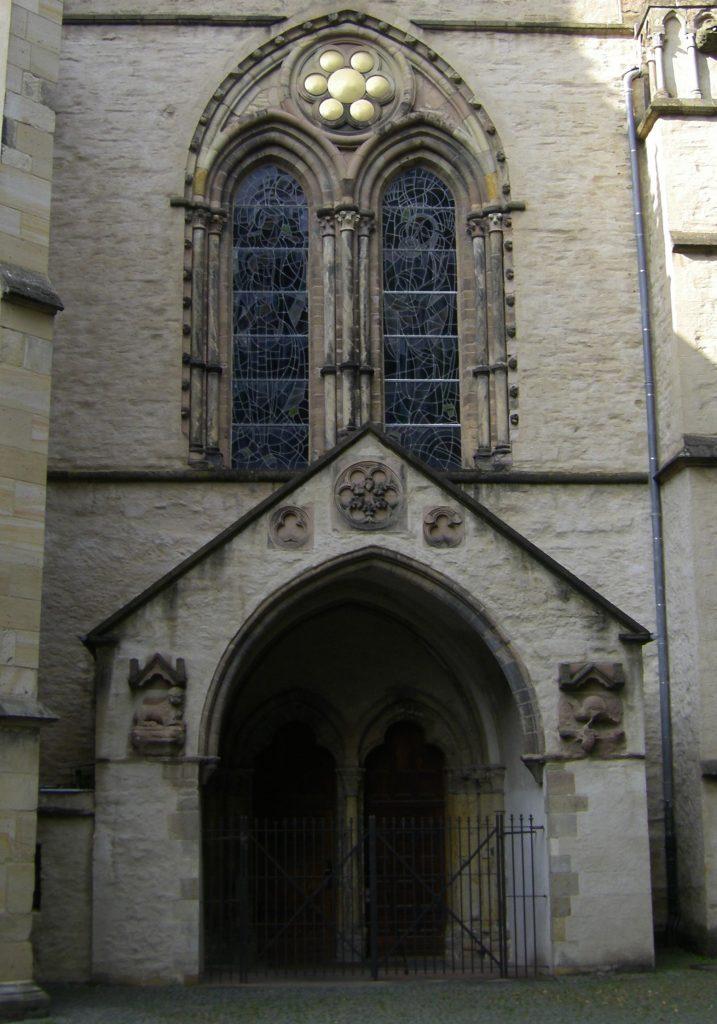 Sieben Sonnen am Münster