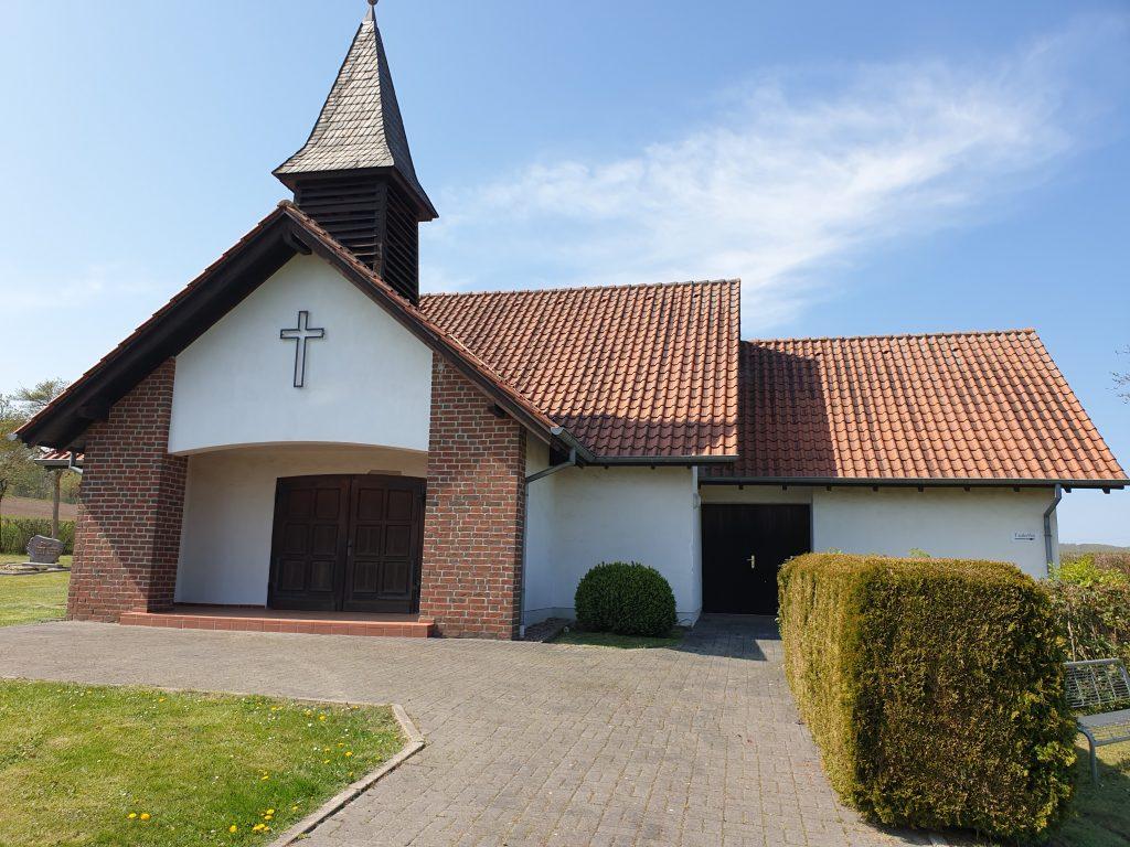Kirche in Ostdorf, Lippe
